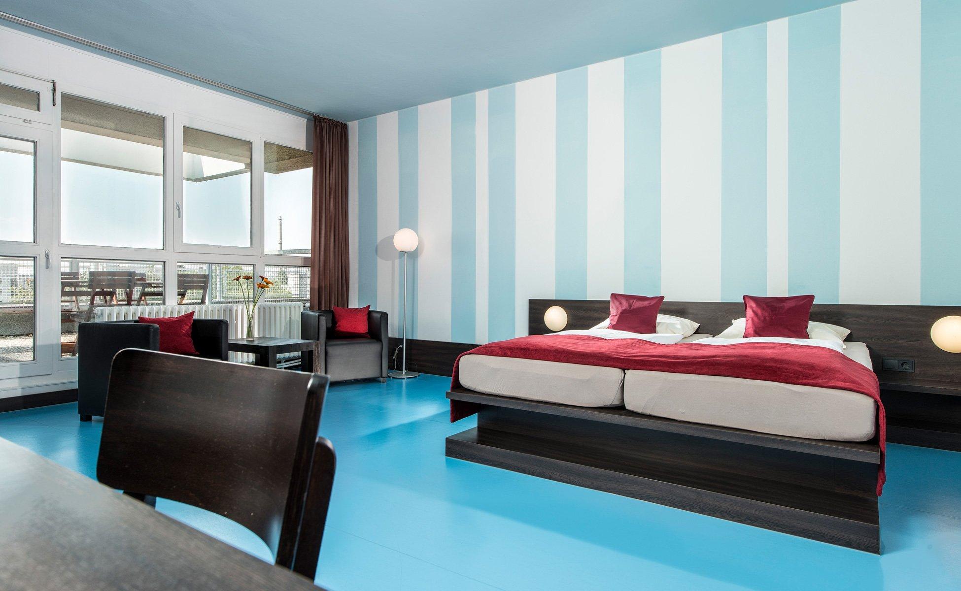 Hotel-Grenzfall Apartment Gesamtansicht
